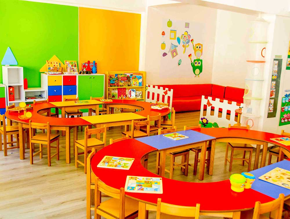 mobilier scolaire maternelle